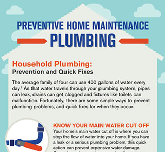 Common kitchen and bath plumbing problems with Direct Energy Protection Plans — and how to prevent them