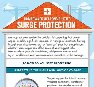 Home Protection From Electrical Power Surges Direct